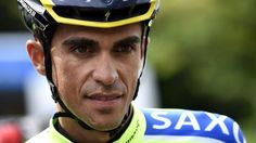 The famous bicycle racer Alberto Contador finishes career