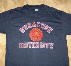 SU Seal Syracuse T-Shirt