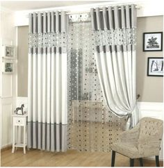 Modern curtains for bedroom stitching yarn curtain window modern curtain blackout curtains for living room finished . modern curtains for bedroom Curtains Living Room, Modern Bedroom, Curtains Bedroom, Luxury Living Room Design, Drapes And Blinds, Luxurious Bedrooms, Curtains, Luxury Window Curtains, Luxury Curtains