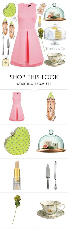 """Brunch"" by drenise ❤ liked on Polyvore featuring Simone Rocha, Valentino, A