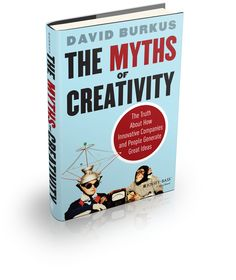 Signed Book Advent Giveaway - The Myths of Creativity by David Burkus. click link to enter: http://davidburkus.com/giveaways/signed-book-advent-giveaway/?lucky=286