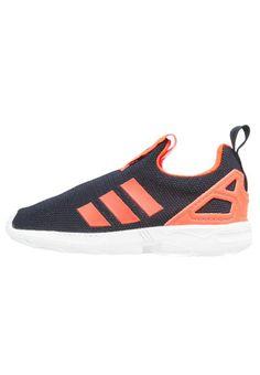 #adidas #Originals #ZX #FLUX #360 #I #Sneaker #low #legend ink/solar #orange/white für #Mädchen -