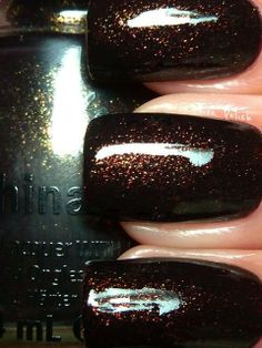 China Glaze - Midtown Magic