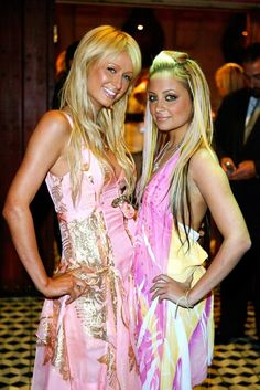 The evolution of Paris Hilton and Nicole Richie: A look back at trashy/classy reality star style | FASHION magazine