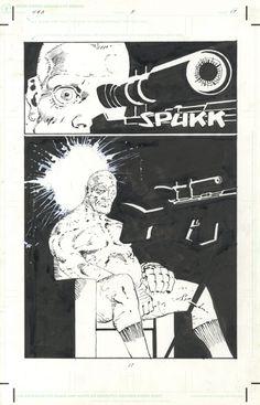 Frank Miller - Sin City, Hell & Back  Comic Art