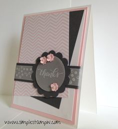 Simple Stampin, Susan Itell Freshly Made Sketches 126