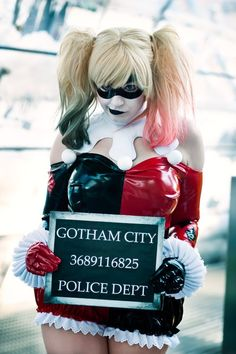 [K-A-N-A] BATMAN: Harley Quinn - Cosplayers' Cure