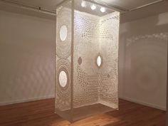 Get lost in Tahiti Pehrson's Pareidolia tonight at Joseph Gross Gallery - http://art-nerd.com/newyork/get-lost-in-tahiti-pehrsons-pareidolia-tonight-at-joseph-gross-gallery/