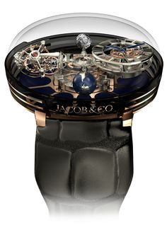 JACOB CO. Astronomia Tourbillon
