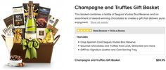 Champagne and Truffles for the New Year Sweepstakes