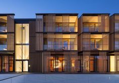 Lanserhof Tagernsee dello studio Ingenhoven Architects
