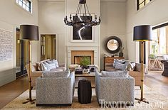 Easy Living in a Stylish California Home | Traditional Home