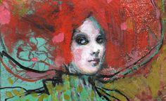 Finden Sie mich-ACEO Open Edition Reproduktion von Maria Pace-Wynters
