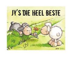Jy is baie spesiaal vir my Cute Baby Animals, Farm Animals, Animals And Pets, Music Drawings, Cartoon Drawings, Sheep Art, Cute Sheep, Cute Piggies, Sheep And Lamb