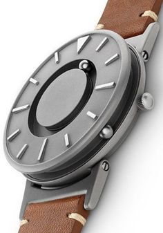 Eone Time Bradley Classic Cognac Watch available at Watches.com