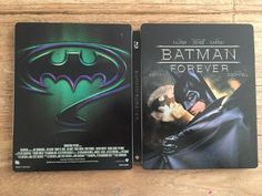 Batman Forever Steelbook