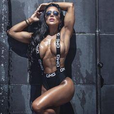 Maria Paulette - lapaulettefitness - The Fitness Girlz Fit Women, Sexy Women, Model Training, Muscle Girls, Gym Girls, Fit Chicks, Lingerie Models, Malta, Bikini Girls