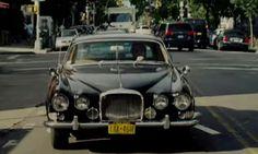 1963 Jaguar Mark 10 sedan