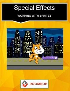 Scratch: Special Effects (Intermediate #3) - Roombop