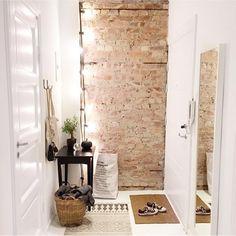 Hallway Credit: @mariannemagraff ✨
