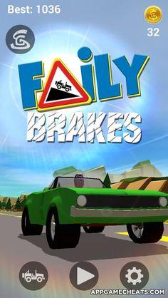 Faily Brakes Hack & Cheats for Coins, No Ads, & All Cars Unlock  #Adventure #FamilyBrakes #Racing #Strategy http://appgamecheats.com/faily-brakes-hack-cheats/