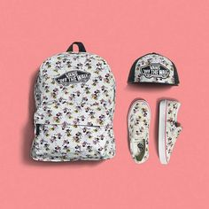 Vans shoes minnie