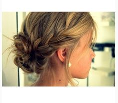 This has become my go to hair style for lazy days.