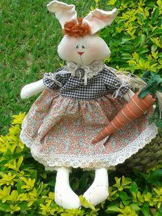 Coelhinha da Páscoa! | Flickr – Compartilhamento de fotos!