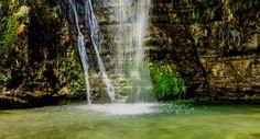 Davids waterfall