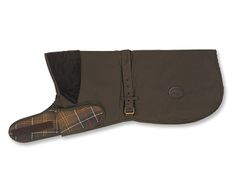Just found this Barbour Dog Jackets - Barbour Waxed%26%23150%3bCotton Dog Jacket -- Orvis UK on Orvis.com!