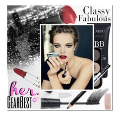 """""""Classy and Fabulous"""" by ansev ❤ liked on Polyvore featuring beauty and Guerlain"""