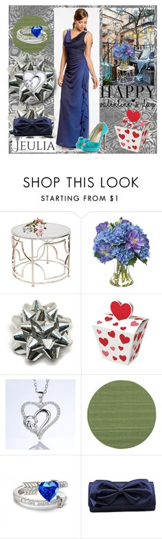 """""""Jeulia Jewerly"""" by zijadaahmetovic ❤ liked on Polyvore featuring Diane James, Christian Louboutin, Oriental Weavers, La Regale, women's clothing, women, female, woman, misses and juniors"""