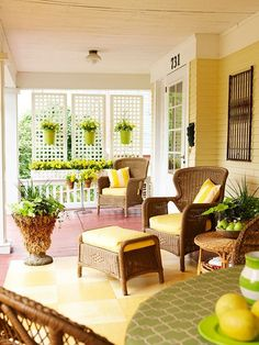 I want a front porch by dianne