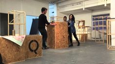 Cuming Museum Exhibition In collaboration with UAL