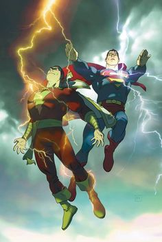 Shazam could kill superman in a landslide if he wanted to- I Disagree, What Do You Think?