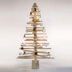 Lath Christmas Tree ideas