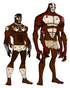 Anansi Evolution by KingLeonUniverse.deviantart.com on @DeviantArt