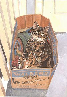 """""""The Crisp Box"""" by Celia Pike"""