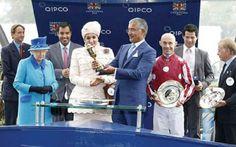 Sheikh Abdullah's Charm Spirit wins trophy