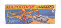 Matchbox Superfast No.SF5 Double Track Race Set