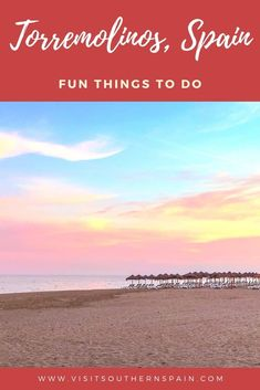 Are you looking for the best things to do in Torremolinos, Spain? We got you covered with the ultimate Torremolinos guide about the best beaches in Torremolinos, hotels and resorts in Torremolinos but also the best food and restaurants in Torremolinos, Southern Spain. Torremolinos, one of the largest tourist hubs in Costa del Sol, Andalucia has so much more to offer than package holidays. Indeed, it's a great family travel destination and great place for day trips. #torremolinos… Travel Europe, Spain Travel, European Travel, Travel Destinations, Top Cities In Spain, Torremolinos Spain, Malaga Airport, Explore Travel, Water Activities