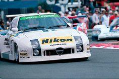 MAZDA Savanna RX-7 254 (IMSA GTX) - 1982 Le Mans 24h