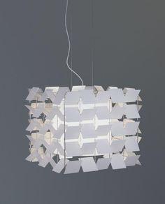 Cubrik Lamp by Antoni Arola Ferrer for Santa & Cole.