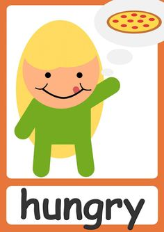 Free feelings flashcards for kindergarten & preschool! Learn emotions in a fun way with these printable flashcards! Check out our 4K educational videos too!