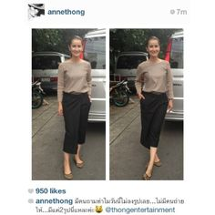 (Cr:: as shown) Anne Thongprasom Ann, Fashion, Moda, La Mode, Fasion, Fashion Models, Trendy Fashion