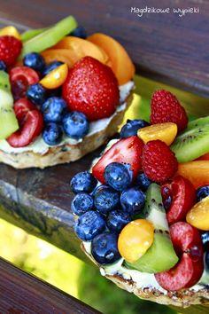 Tartaletki z owocami