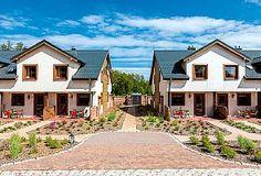 Ferienwohnungen Sarbinowo Sarbinowo  - Gepflegte Ferienhausanlage auf einem großzügigem, umzäunten