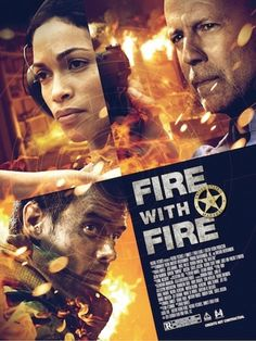 Josh Duhamel, Bruce Willis, Rosario Dawson - 2012 - A firefighter is placed in the Witness Protection Program after he sees a deadly robbery, but the crime boss soon tracks him down & threatens him. (Action/Adventure) - Watched Dec 30, 2015 - 11pm-1am