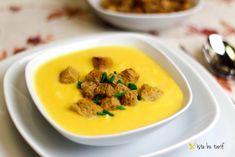 Özellikle son zamanlarda çok sık yaptığım karnabahar çorbası nın tarifini paylaşmak isterim. Şimdilik çorba kategorisinin tek üyesi olsa da devamı gelece...