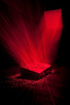 Li Hui: What Lasers And Zen Buddhism Have In Common | The Creators Project